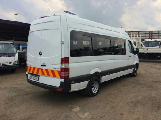 2016 Mercedes Benz Sprinter 518 XL in East Rand, Gauteng