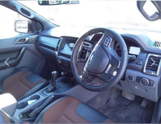 2018 Ford Ranger 3.2 D.CAB Automatic FULLHOUSE!!