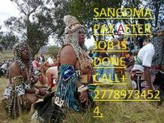 Traditional Healers in South Africa
