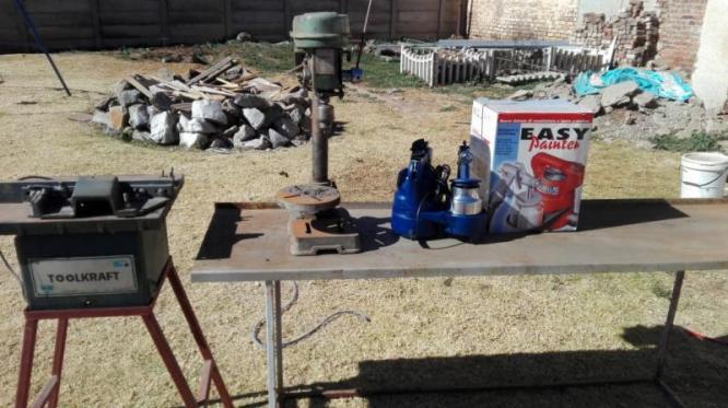 Assorted tools in Brakpan, Gauteng