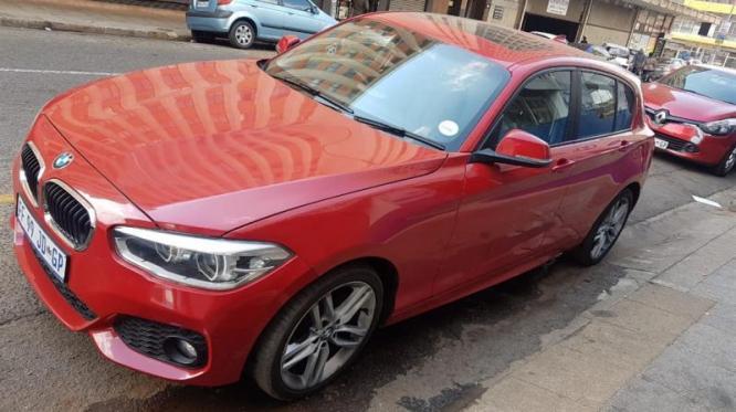 BMW -  120i (F20) 5 Door M-Sport Auto