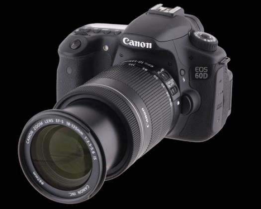 Canon Digital SLR Camera EOS 60D in Cape Town, Western Cape