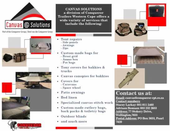 CANVAS SOLUTIONS