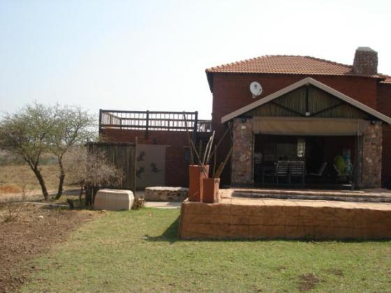 Dream House on Game Farm