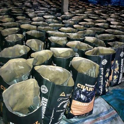 Hardwood Charcoal bulk Sale.