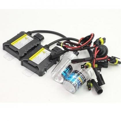 HID Xenon (H11). H11 Xenon Kit 8000K 55W