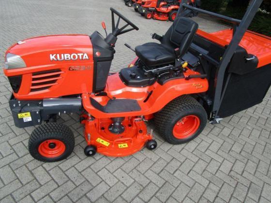 Kubota Ride on Mower