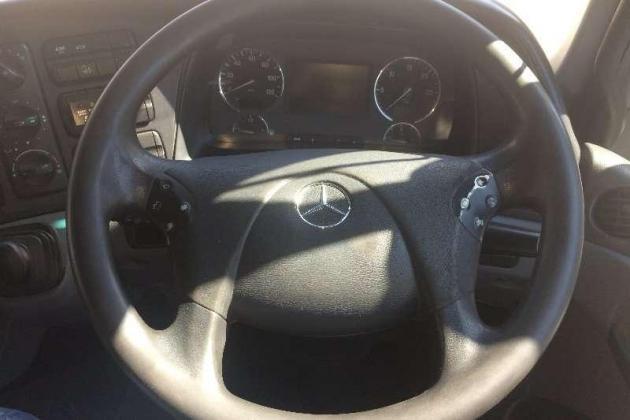 Mercedes Benz Double axle in Heidelberg, Gauteng