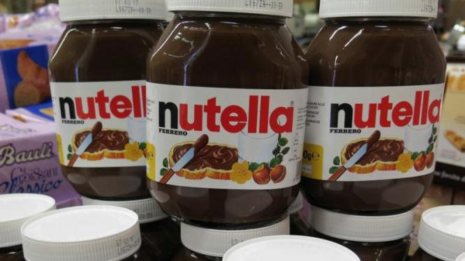 Nutella Chocolate and Confectionary in De Aar, Northern Cape