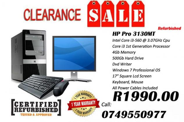 Home Edition Computer Special in Bellville, Western Cape