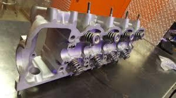 NISSAN CYLINDER HEADS AND CRANKSHAFTS