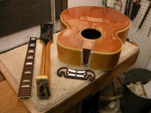 Guitar Renovations
