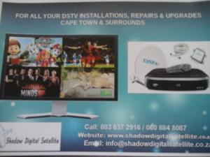 PSRT DSTV ISTALLATION  24/7 060378 5074// 079 125 6789