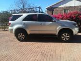 2007 Toyota fortuner for sale. CASH DEAL ONLY