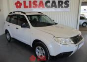 2008 SUBARU FORESTER 2.5 X A/T