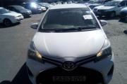 2014 Toyota Yaris 1.0x for sale (rear bumper damage)