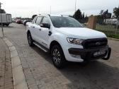 2017 Ford Ranger 3.2TDCi Double Cab 4x4 Wildtrak Auto