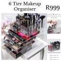 6 Tier Makeup Organiser