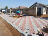 Brick Paving Professionals at R50/m2