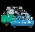 Compressors. Screw and Piston Types. Full range available.