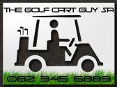 GOLF CARTS - BUY AND SELL ALL OVER SOUTH AFRICA