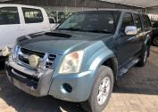 Isuzu KB300 D-TEQ 2x4 manual