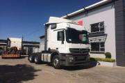 Mercedes Benz Double axle