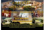 MIDLANDS ACCOMMODATION WINTER SPECIAL