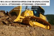 Mulani school of mobile crane,over head crane,roller ,tlb  training school  call in free state +2783