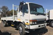 2008 Mitsubishi Fuso FM16-253 Dropside Truck For Sale