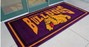 Personalized quality rubber door mats
