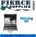 Piercing kit!! Carry Case Included!!