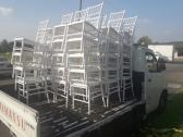 Tiffany chairs, Crockery, Wimbledon Stretch tents, Tables, Linen