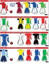 TRACKSUITS AND SPORTS CLOTHING MANUFACTURE