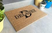 Welcome to the World of Best Personalized logo door mats