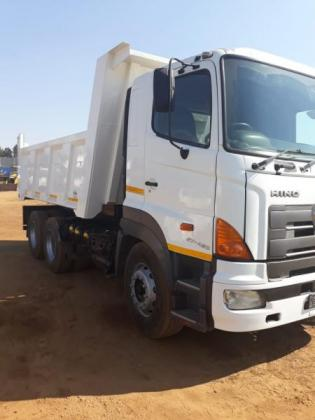 10 Cube Tipper Truck For Hire (082 924 1418 Clement) in Polokwane, Limpopo