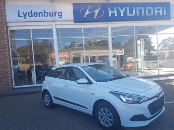 2018 Hyundai i20 1.2 Motion Facelift in Lydenburg, Mpumalanga