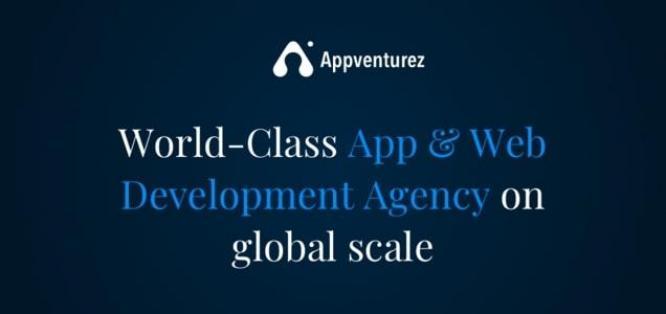 Best Mobile App Development Company for iOS & Android - Appventurez in Johannesburg, Gauteng