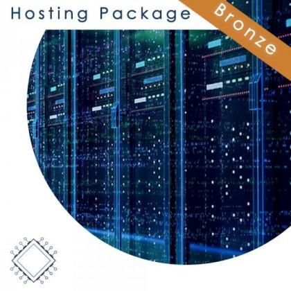 Bronze Hosting Package