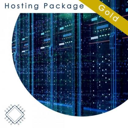 Gold Hosting Package