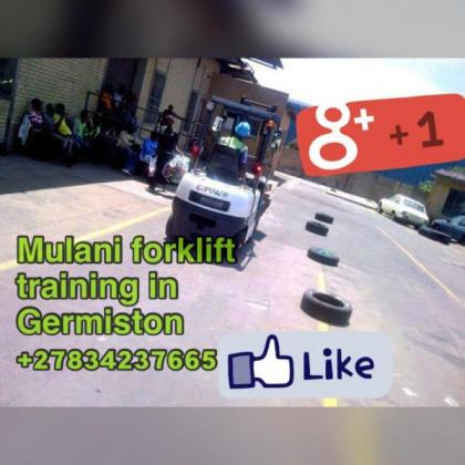 Mulani operators  training school for forklift, excavator, cranes, dump trucks and driving lessons +27834237665 Limpopo