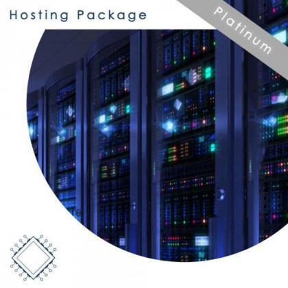 Platinum Hosting Package