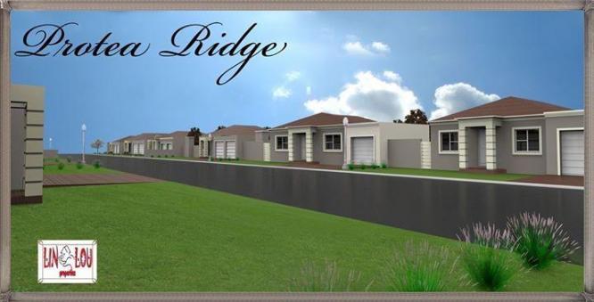Plot & Plan - Protea Ridge - Phase 2 -Border of Northpine -No Transfer Fees in Northern Suburbs, Western Cape