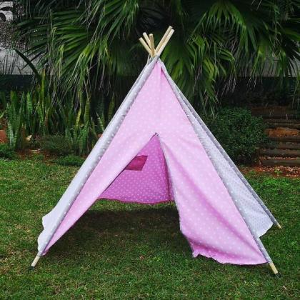 Teepee Tent - Cheeky Monkey