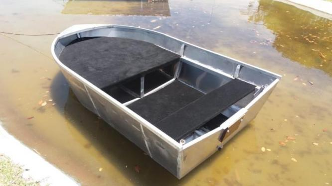 #Aluminium #Boats #New