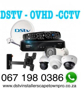 GET DSTV INSTALLED in Grabouw , Caledon , Meyerstone , Onrus , Hermanus areas -