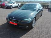 2010 BMW 5SERIES F-10,Sunroof