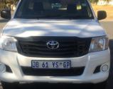 2014 Toyota Hilux 2.5D LWB (Negotiable)