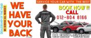 ALWAYS - Trust a  B.B. Dealership - BB SILVERTON - We will look after all Your Vehicles