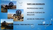 Borehole testing/Toets van Boorgate
